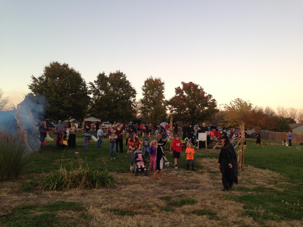 Southern Heights Food Forest Trunk or Treat @ Southern Heights Food Forest